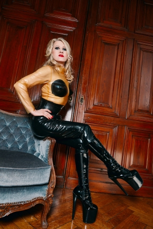 Gallery-Photo 3 - Rubber Cleo
