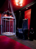 My domicile features various, exclusivly equiped and well designed dungeons and