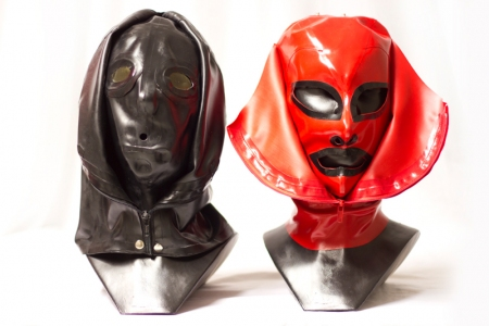 Gallery Photo No.11 - Masks and Hoods